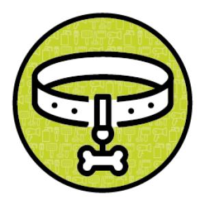 Halsbanden, tuigjes en riemen